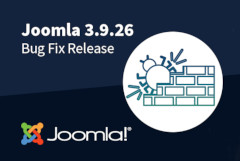joomla 3.9.26 Security & Bugfix Release